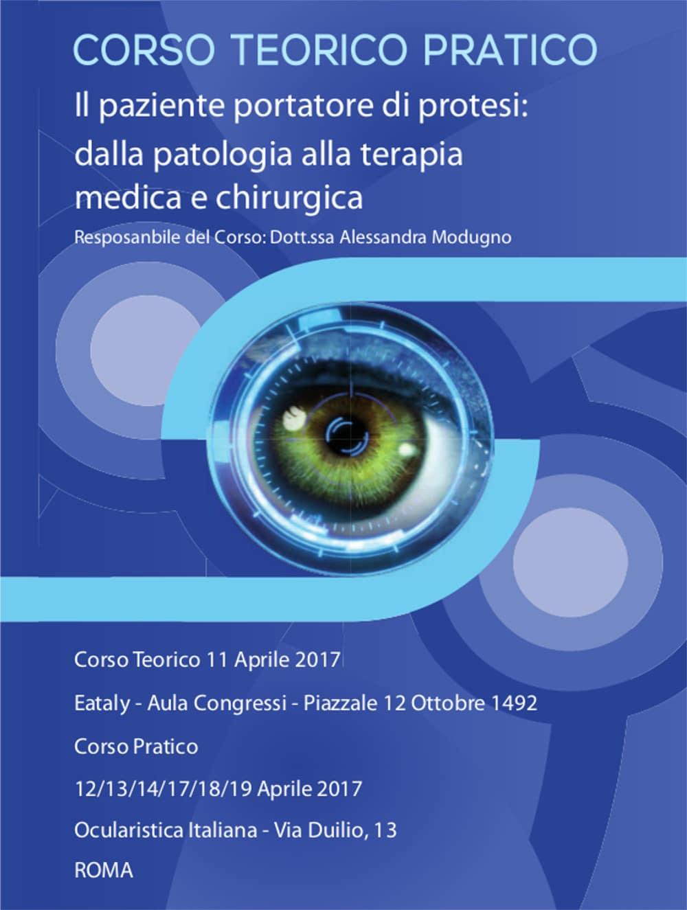 11.04.17 - Roma | Corso Teorico Pratico