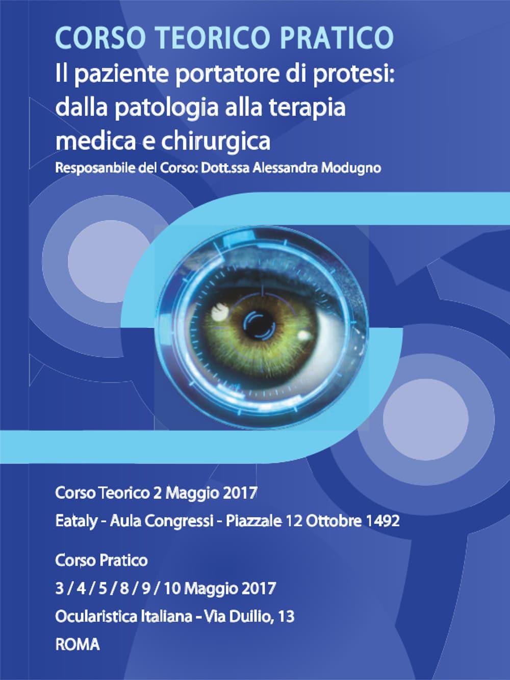 02.05.17 - Roma | Corso Teorico Pratico