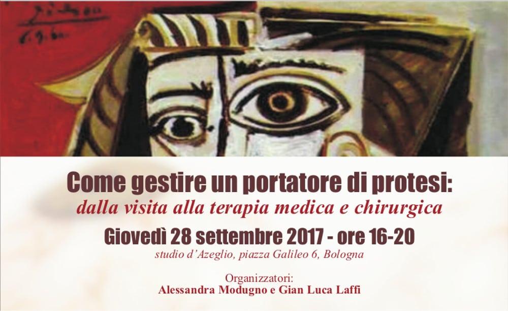 28.09.17 - Bologna | Come gestire un portatore di protesi