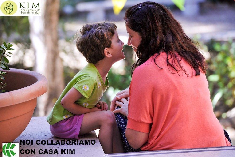 associazione kim la onlus che aiuta i bambini malati